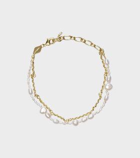 Sprezzatura Bracelet White