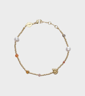 Spirale d'Oor Bracelet Gold