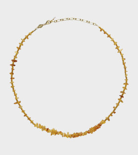 Anni Lu Reef Necklace Brown