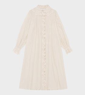 Niki Shirtdress Cream