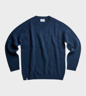 Nathan Knit Ocean Blue