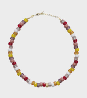 Poolside Tipsy Necklace Multicolour