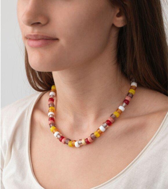 Anni Lu - Poolside Tipsy Necklace Multicolour