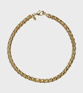 Liquid Gold Necklace Gold
