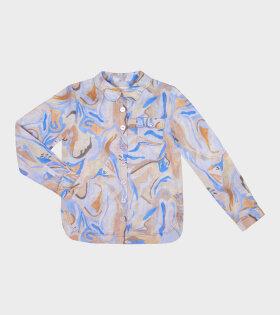 Aceno Shirt Abstract Penguin
