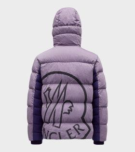 Moncler - Paviot Jacket Purple