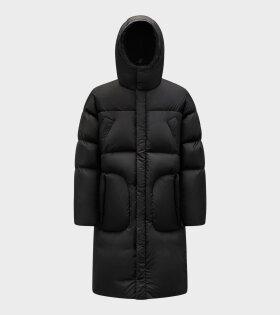 Moncler X 1952 - Fussa Coat Black