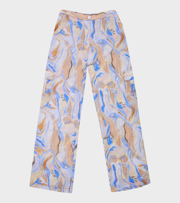 Helmstedt - Aceno Pants Abstract Penguin