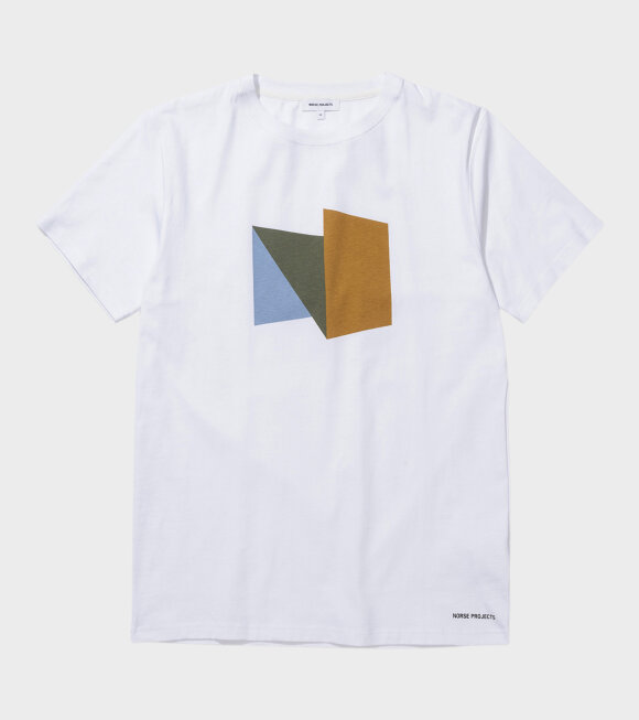 Norse Projects - Niels Standard Abstract N White