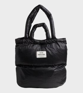 Pillow Bag Shiny Black