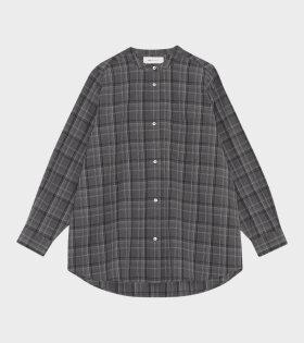 Skall Studio - Maggie Shirt Check Grey
