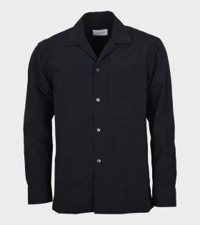 Naval Raw Shirt Black