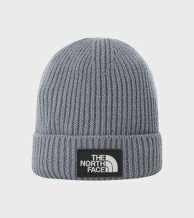 The North Face - TNF Logo Box Cuf Beanie Grey