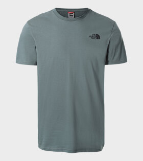 The North Face - 3YAMA SS Tee Balsam Green