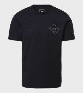 The North Face - SS Bottle Tee Aviator Navy