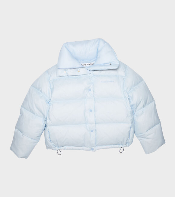 Acne Studios - Down Puffer Jacket Sky Blue