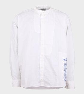 Chow Shirt White