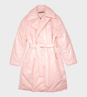 Acne Studios - Padded Face Coat Pink