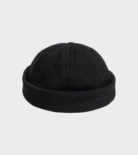Sunflower - Sailor Hat Black