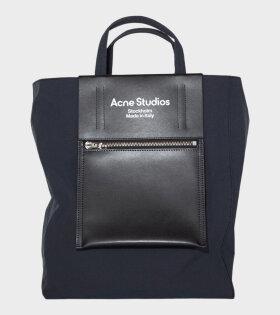 Medium Tote Bag Black