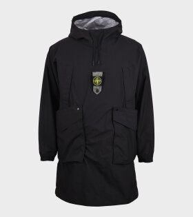 Ripstop Gore-Tex Nylon Metal Down TC Packable Jacket Green/Black