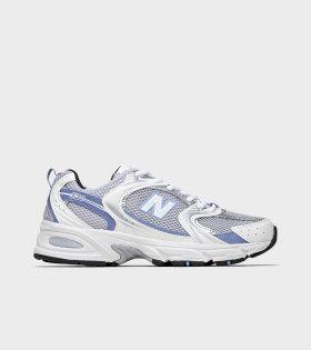 MR530KC White/Silver/Blue