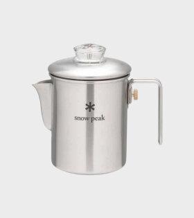 Field Coffee Master Silver