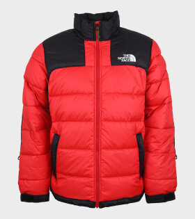 Box Insulated Jacket Red