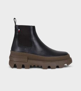 Moncler - Lir Ankle Boots Black