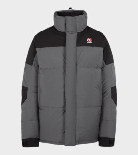 Tindur Down Jacket Grey
