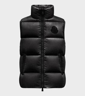 Sumida Gilet Down Vest Black