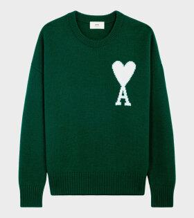 Crewneck Sweater Green