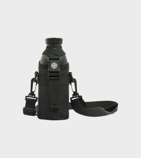 Compass Thermo Bottle With Bag Black