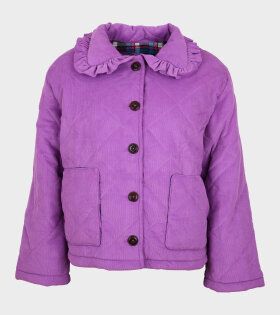 Opal Jacket Corduroy Lilac