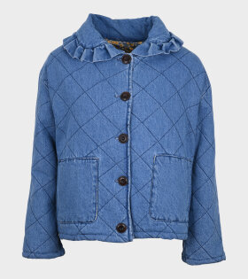Opal Jacket Denim Blue