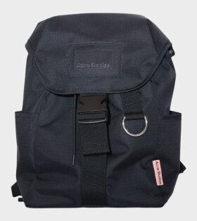 Large Backpack Black