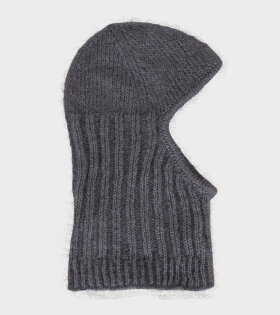 Balaclava Hat Grey