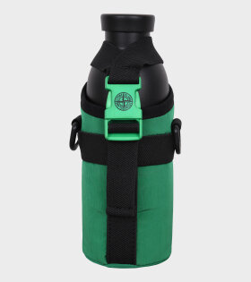 Compass Thermo Bottle With Bag Green/Black