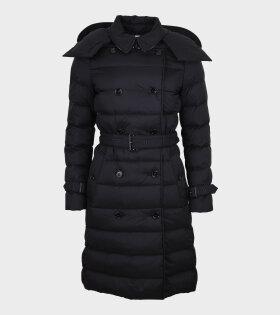 Ashwick Coat Black