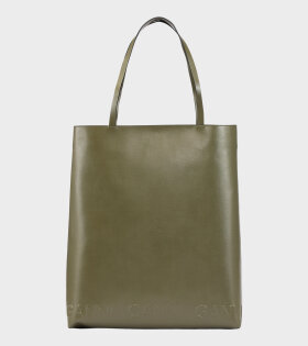 Large Tote Bag Kalamata Green