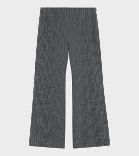 Cropped Pants Phantom Grey