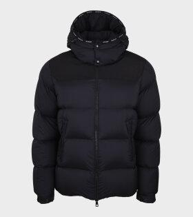 Wargnier Down Jacket Black