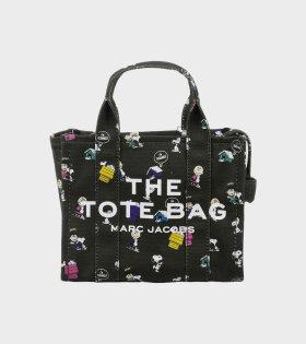 X Peanuts The Mini Tote Bag Black