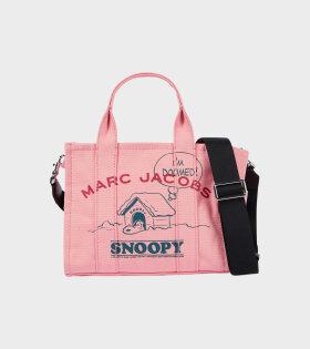 X Peanuts The Mini Tote Bag Pink