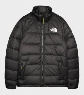 Box Insulated Jacket Black