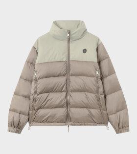 Omega Winter Jacket Light Grey