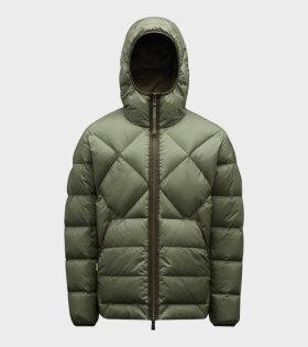 Reynaud Down Jacket Green