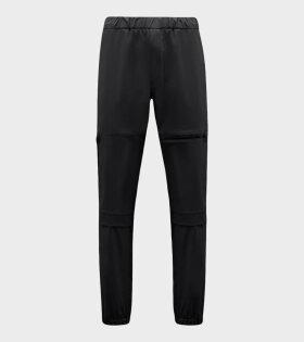 Sporty Trousers Black