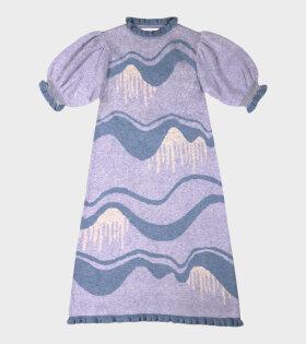Frio Dress Blue